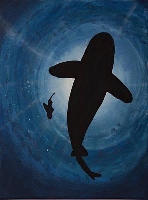 Deep In The Blue Original by Tanzeel Sayani