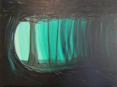 Painting - Deep by J Edward Neill