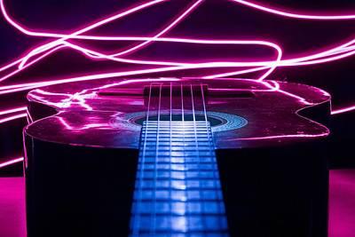 Photograph - Deep Purple by Adam Perez