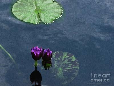 Photograph - Deep Purple by Kathie Chicoine