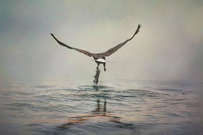 Photograph - Deep Sea Fishing 2 by Jai Johnson