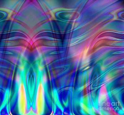 Digital Art - Deep Sea  by Gayle Price Thomas
