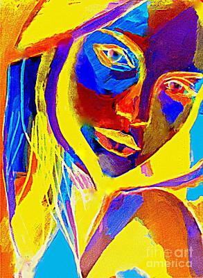 Painting - Deep Secret by Helena Wierzbicki