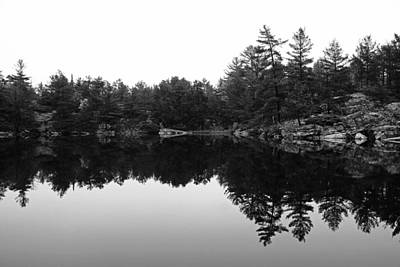 Photograph - Deep Silence by Debbie Oppermann