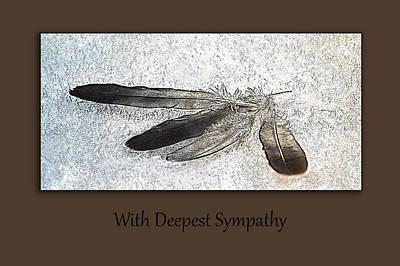 Photograph - Deepest Sympathy by Randi Grace Nilsberg