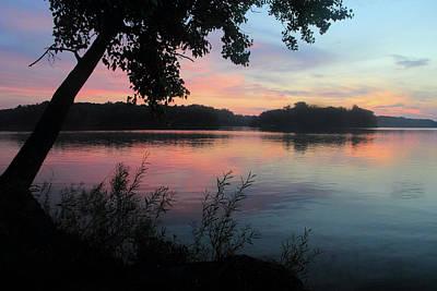 Photograph - Deer Creek At Sunrise by Angela Murdock