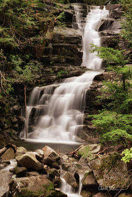 Photograph - Deer Creek Falls by Charlie Duncan