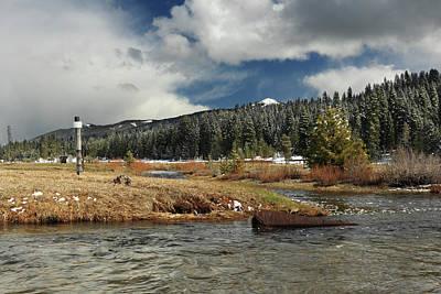 Photograph - Deer Creek Meadows by James Eddy