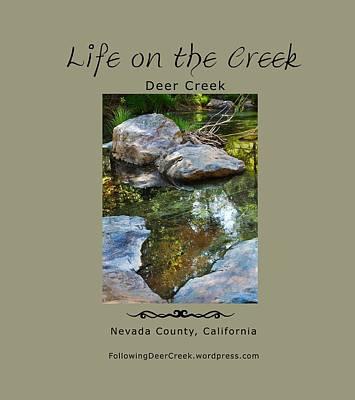 Digital Art - Deer Creek Point by Lisa Redfern