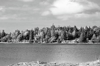 Photograph - Deer Isle, Maine No. 5-1 by Sandy Taylor