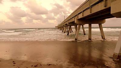 Louis Meyer Photograph - Deerfield Beach by Louis Meyer