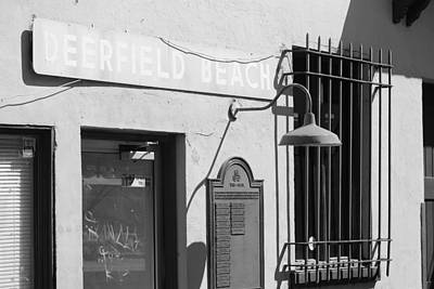 Deerfield Beach Train Station Original