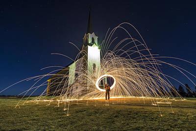 Photograph - Defiance by Aaron J Groen