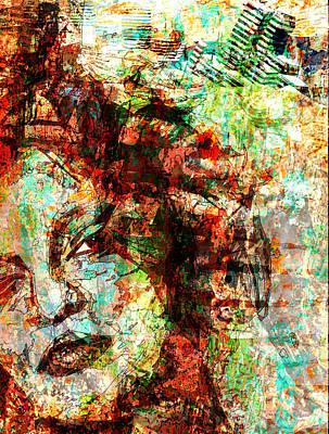 Digital Art - Deja Vu by Haruo Obana