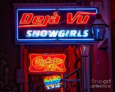 Deja Vu Showgirls Art Print