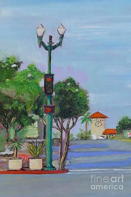 Del Mar And Ole Vista Art Print