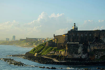 Photograph - del Morro Sunrise by Patrick Anderson