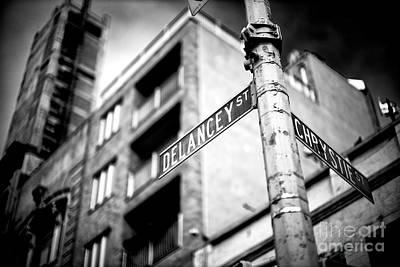 Photograph - Delancey Street by John Rizzuto