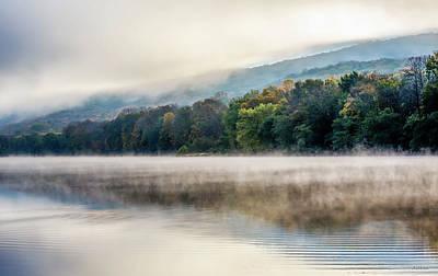 Upper Delaware River Photograph - Delaware River by Charles Aitken