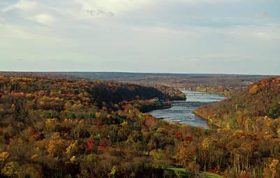 Photograph - Delaware View by Elsa Marie Santoro