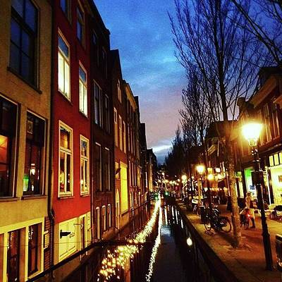 Photograph - Delft Night by Kimberly Dawn Clayton