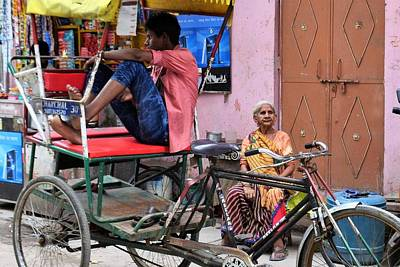 Photograph - Delhi Afternoon by Kim Bemis