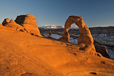 Photograph - Delicate Arch 2 by Whit Richardson
