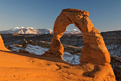 Photograph - Delicate Arch 3 by Whit Richardson