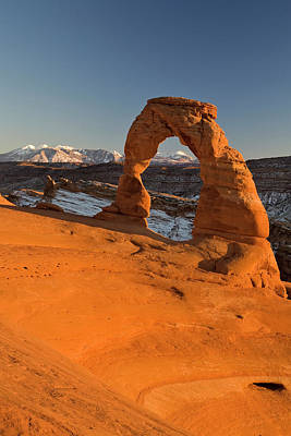 Photograph - Delicate Arch 4 by Whit Richardson