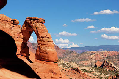 Photograph - Delicate Arch - Arches National Park by Gregory Ballos