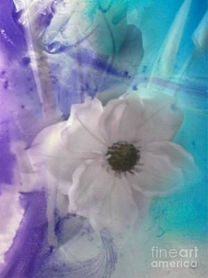 Painting - Delicate Beauty by Tlynn Brentnall