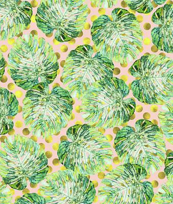 Botanicals Mixed Media - Deliciosa by Uma Gokhale