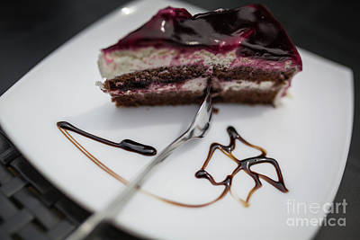 Photograph - Delicious And Beautifully Presented by Eva Lechner