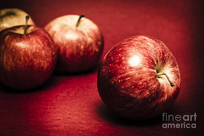 Photograph - Delicious Red by Jorgo Photography - Wall Art Gallery