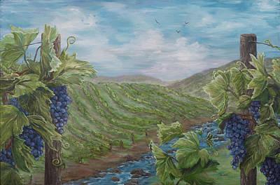 Delight Of The Vine Original