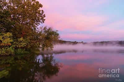 Photograph - Delightfully Pink Morning by Jennifer White