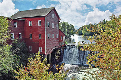 Photograph - Dells Mill by Ben Prepelka