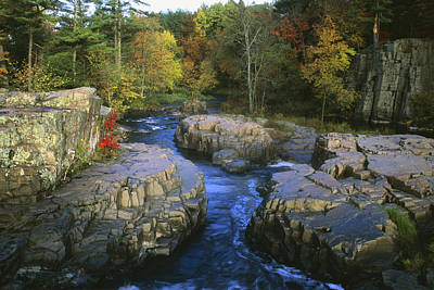 Photograph - Dells Of The Eau Claire by Peter Skiba