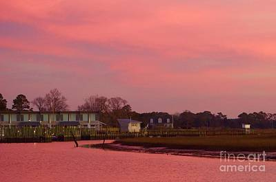 Photograph - Delmarva Sunrise by Alice Mainville