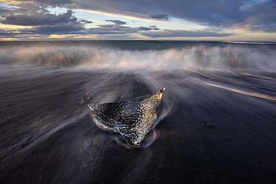 Photograph - Delta by Dustin  LeFevre