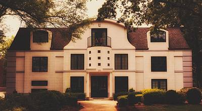 Photograph - Delta Gamma Sorority House - University Of Georgia by Library Of Congress
