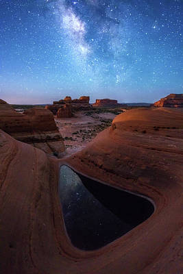 Photograph - Delta Night by Dustin LeFevre