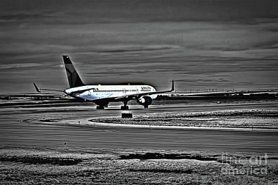 Photograph - Delta by Steven Parker