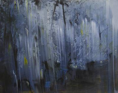 Monsoon Painting - Deluge by Calum McClure
