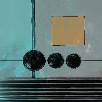 Digital Art - Delusion Bubbles by Eduardo Tavares