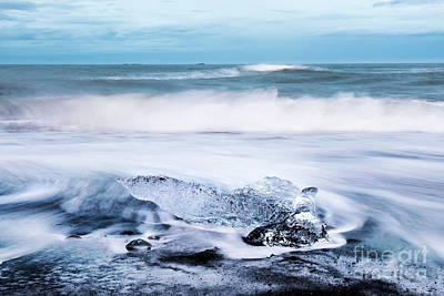 Photograph - Demanta Beach Iceland by Gunnar Orn Arnason