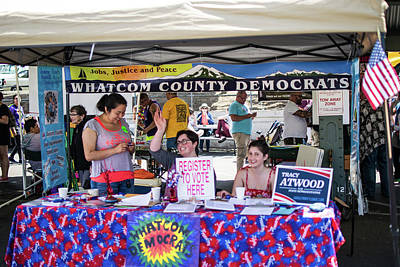 Photograph - Democrats by Tom Cochran