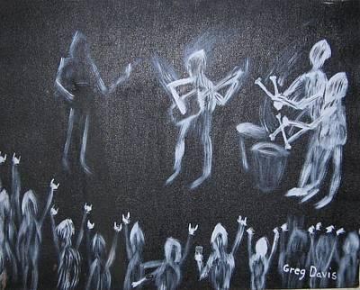 Demon Band Original by Gregory Davis