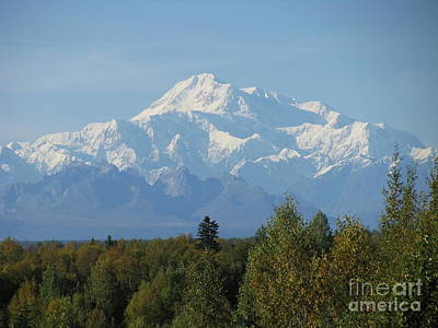Photograph - Denali by Anthony Trillo