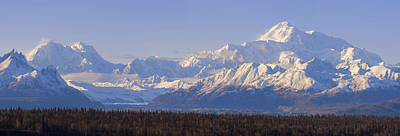 Photograph - Denali by Chad Dutson